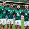 'They typified our performance' - Best mates Connors and Keenan shine for Ireland