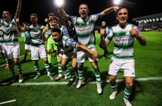 Shamrock Rovers crowned champions and Cork City relegated after Finn Harps win over Bohs