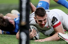 Ulster backline beginning to deliver for Peel and McFarland
