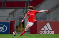 Munster stick with Casey-Healy combo for Cardiff's visit to Thomond