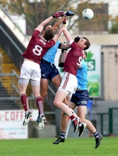 O'Callaghan and Bugler strike as Dublin sign off on league with Galway win