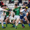 Monaghan survive in Division 1 after nervy draw against Meath