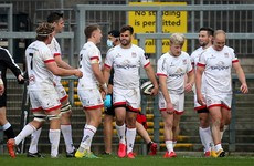 Superb first half sends Reidy-inspired Ulster to bonus-point win over Dragons