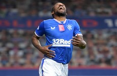 Defoe hits 300 mark as Rangers go six points clear at the top in Scotland