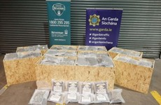 Two men charged after €7 million worth of cannabis seized