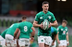 'That's what Ireland need, multiple first receivers and an unpredictability'