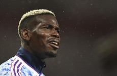 Paul Pogba threatens legal action over report that he will quit French team