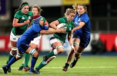 Analysis: 80 seconds that show how good Ireland Women's attack can be