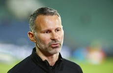 Childhood experience left Giggs with 'no hesitation' lending support to BLM