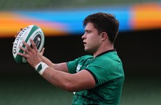 Heffernan mining confidence from the work he puts in after long wait for second cap
