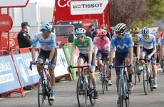 Michael Woods wins Vuelta stage seven, Dan Martin third overall