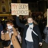 Abortion protests 'aim to destroy Poland', leader of country's ruling party says