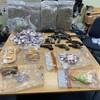 Man due in court after seizure of €94k worth of drugs, €32k in cash and imitation firearms