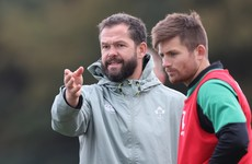 Farrell intent on imposing 'plan that we know' on France