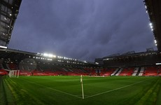 Manchester United modify Old Trafford to host 23,500 socially-distant fans