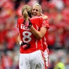 'The game is kind of made for her. She's one of the best I've ever played with anyway'
