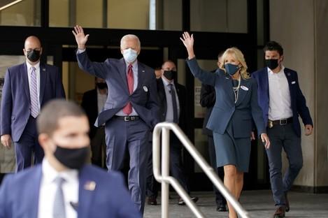 Image:Andrew Harnik/AP/Press Association