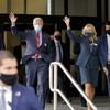 Joe Biden casts his US election ballot in Delaware