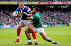 France move Fickou to wing as 21-year-old Vincent starts against Ireland
