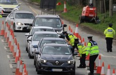 Motorists urged to slow down when approaching Garda checkpoints