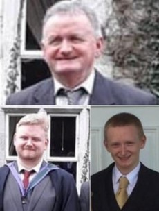 Kanturk shootings: Father and sons to be buried in two separate funerals