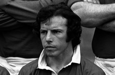 Two-time Grand Slam winner and Lions legend JJ Williams dies aged 72