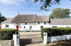 Thatch all folks: Old meets new at this renovated Wexford cottage for €269k