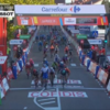 Ireland's Sam Bennett relegated to last after crossing line first at today's Vuelta