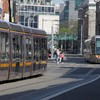 Man hospitalised after being hit by Luas in south Dublin