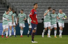 Mohamed Elyounossi brace not enough as Celtic held to draw by Lille