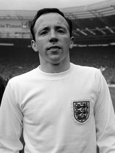 World Cup-winning former England and Manchester United midfielder Nobby Stiles dies aged 78
