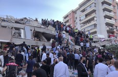 Six dead as strong earthquake hits Turkey and Greece