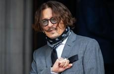 Johnny Depp loses libel case against Sun publisher