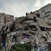 At least 38 dead and over 800 injured following strong earthquake off Turkish coast