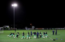 Cabinteely express disappointment after being controversially denied a play-off spot