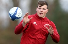 7 changes in Munster team to face Dragons