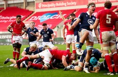 Wales' miserable run continues as Scotland end Six Nations with away win