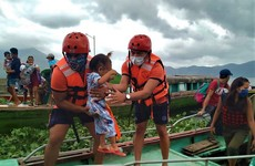 One million people evacuated as super typhoon slams into Philippines