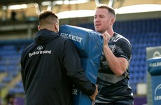 Kelleher and O'Loughlin to make first starts of season for Leinster with Hawkshaw back in line for debut