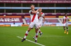 Ward-Prowse masterclass sends Saints third as Villa's fightback falls short