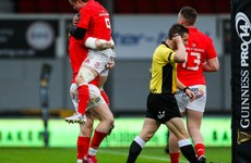 Munster prove too much for Dragons as they continue spotless start in Newport