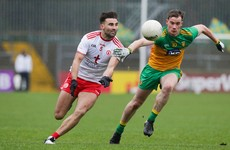 Ulster champions Donegal come out on top in Ballybofey battle and knock Tyrone out