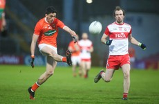 Armagh see off late Derry challenge to advance into Ulster semi-final