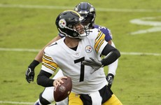 Steelers edge Ravens to maintain perfect start to NFL season, Chiefs win and Patriots lose again