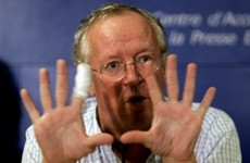 Veteran journalist and Middle East correspondent Robert Fisk dies aged 74