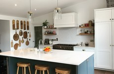 'The chopping board wall is my favourite part': Kate shares her new-build kitchen in Wicklow