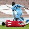 Jurgen Klopp defends Mohamed Salah over penalty incident