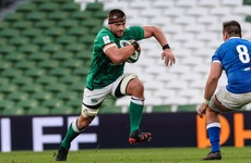 Stander among shortlist for 6 Nations Player of the Championship