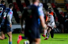 Cooney kicks Ulster to away win over Cardiff
