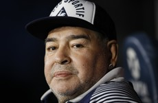 Diego Maradona admitted to hospital in Argentina